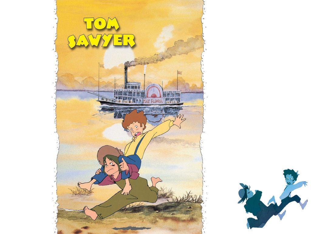 Dessins animes page 3 - Coloriage tom sawyer ...